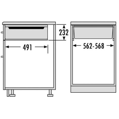 HAILO Pantry-Box