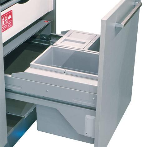 HAILO Cargo-Soft Slide 40ltr. nr. 3610681