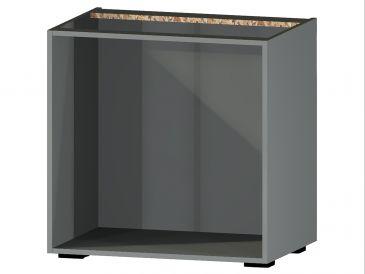 Onderkast zonder front cm hoog cm breed kast en keuken