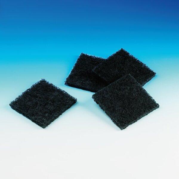 Biologische filter toerustset., zwart