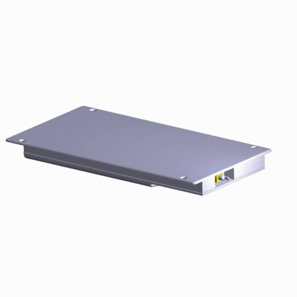 LED Voetkick HFO, Afvalverzamelsysteem voor Frontuittreksysteem., wit