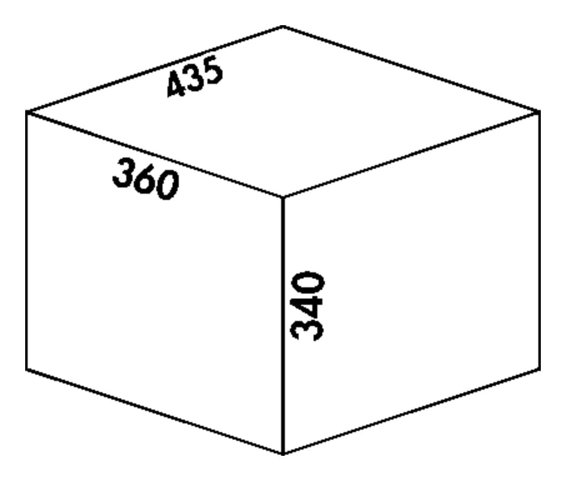 Claxィ 3 plus/500-2, Afvalverzamelsystemen voor draaideuren., alu grijs