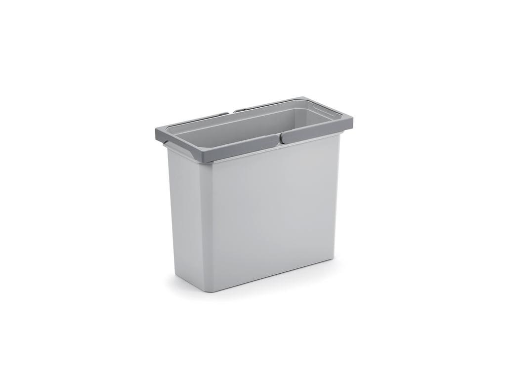 Reserve emmer., lichtgrijs, 16 liter