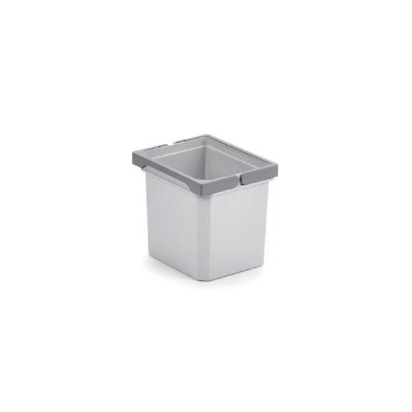 Reserve emmer., lichtgrijs, 6 liter