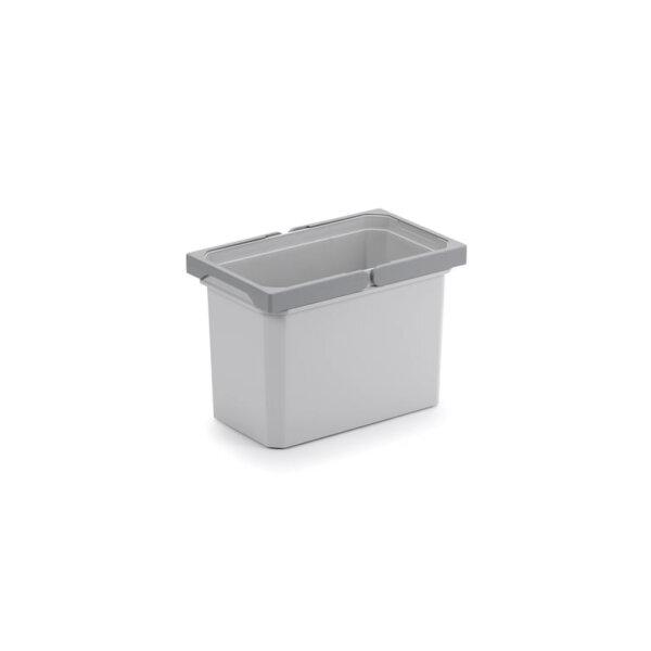 Reserve emmer., lichtgrijs, 7,5 liter
