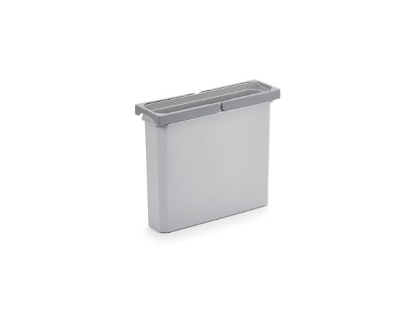 Reserve emmer., lichtgrijs, 8,5 liter