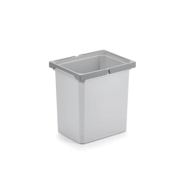 Reserve emmer., lichtgrijs, 15,5 liter