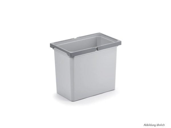 Reserve emmer., antraciet, 22 liter