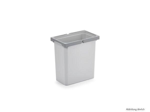 Reserve emmer, Afvalverzamelsysteem voor Frontuittreksysteem., antraciet, 12 liter