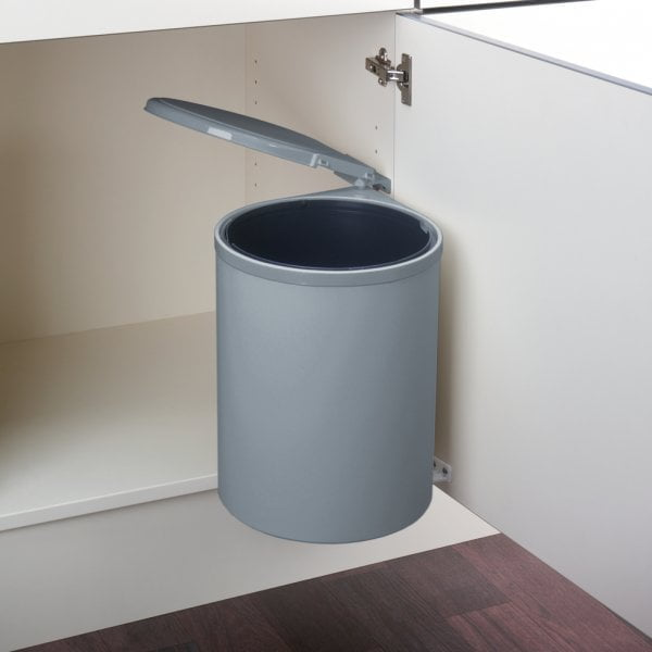 Rondo 5, Afvalsysteem voor draaideuren, grijs