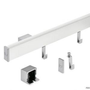 8044101 300x300 - Alto set, Relingsysteem, L 1200 mm, roestvrij staalkleurig