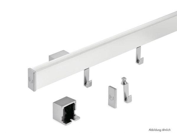 8044102 600x450 - Alto set, Relingsysteem, L 1200 mm, roestvrij staalkleurig