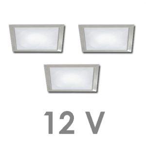 90 1131 300x300 - FORMA Sun Q led set 12V inbouw 5 x 2,4 Watt