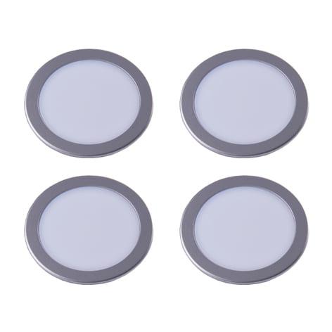 90 2534 - L&S Lamp LED spot Moonlight Emotion set 4 x 3,6 Watt