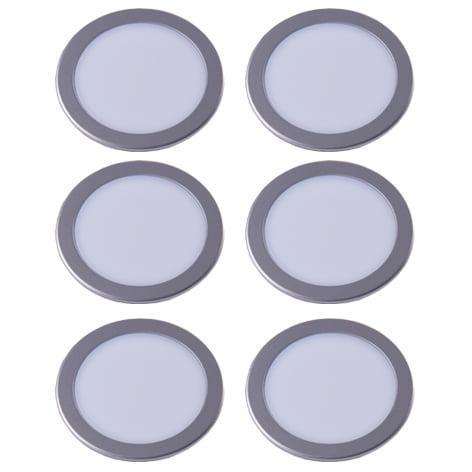 90 2536 - L&S LED spot Moonlight Emotion set 6 x 3,6 Watt