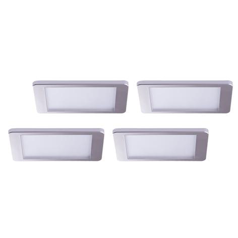 90 2554 - L&S LED spot II LED Emotion set 4 x 5,5 Watt