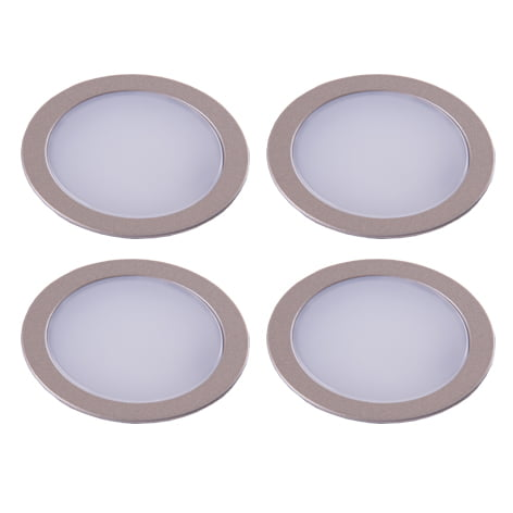 90 2564 - L&S LED spot Nube set 4 x 2,5 Watt