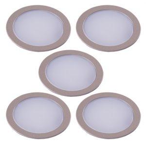 90 2565 300x300 - L&S LED spot Nube set 6 x 2,5 Watt