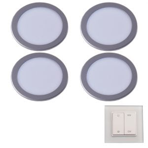 90 3114 300x300 - L&S LED spot Moonlight Emotion set 6 x 3,6 Watt
