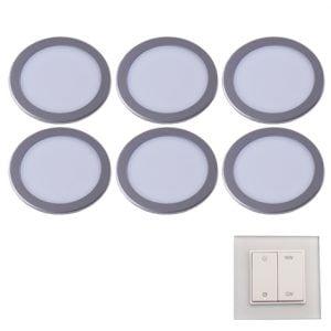 90 3116 300x300 - L&S LED spot Superlight Emotion set 2 x 2,9 Watt