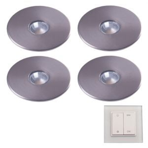 90 3124 300x300 - L&S LED spot Superlight Emotion set 6 x 2,9 Watt