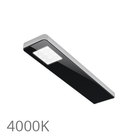 90 5316 - FORMA Key panel armatuur zwart