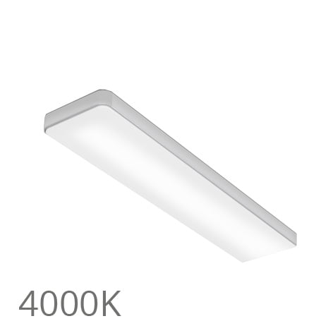 90 5323 - FORMA Key screen armatuur wit 4000k