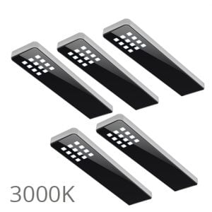 90 5354 300x300 - FORMA Key dot set 5 x 5,0 Watt wit 4000K