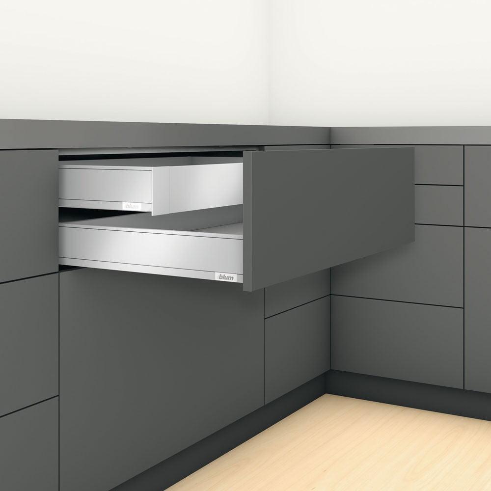 LEGRABOX Blum binnenlade MZ Blumotion 106mm