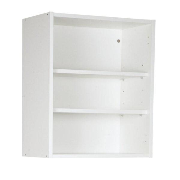 Bovenkast, kleur wit, H702mm, Keukenkasten zonder front,