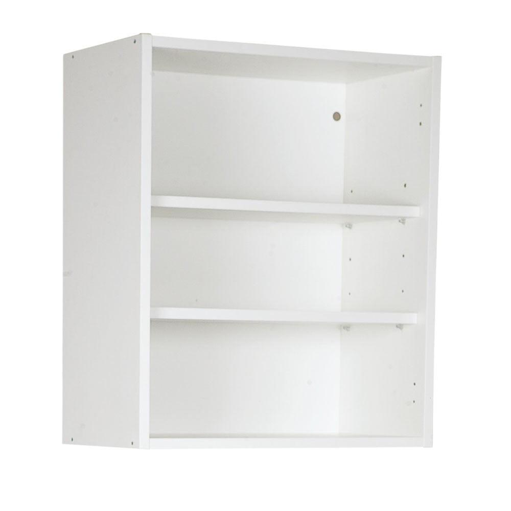 Bovenkast, kleur wit, H902mm, Keukenkasten zonder front,