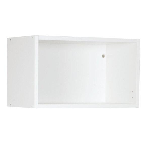 Bovenkast, kleur wit, H352mm, Keukenkasten zonder front,
