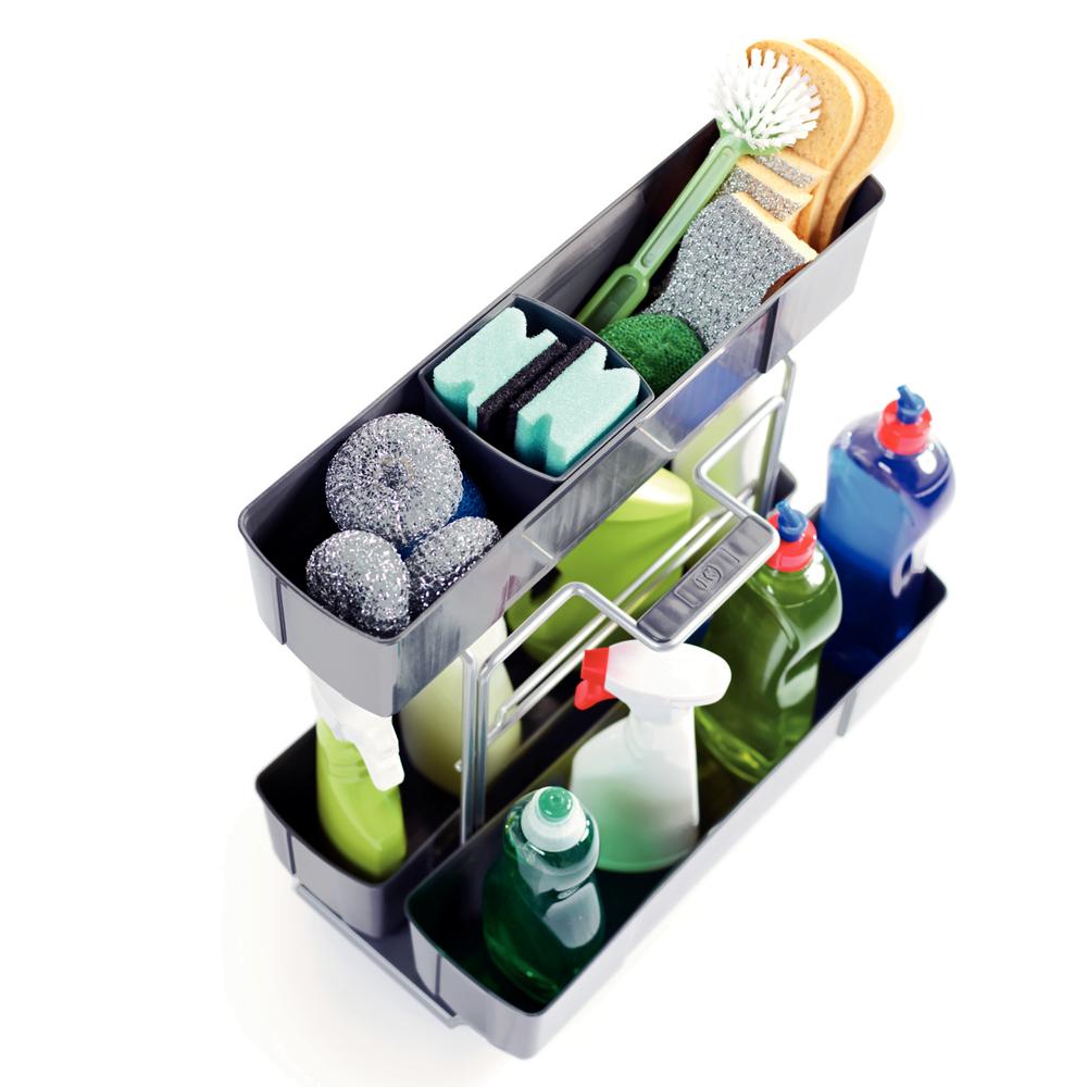 Kessebohmer Cleaning Agent inbouwsysteem onderkasten