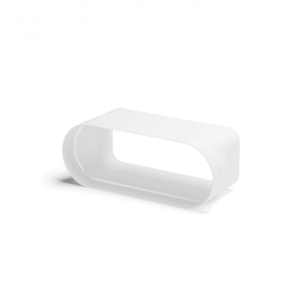 F-BA Verloopstuk BORA platte buis COMPAIR® Flow 150