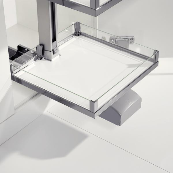 KESSEBOHMER CONVOY PREMIO inbouwhoogte 2000mm -2100mm
