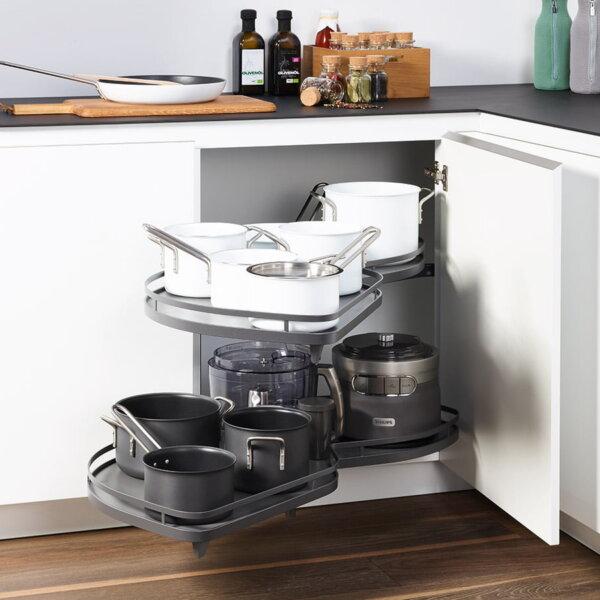 Inbouwsystemen Keukenkasten