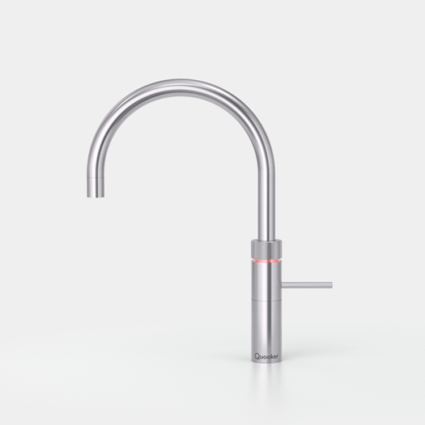 Quooker Fusion_Round_steel