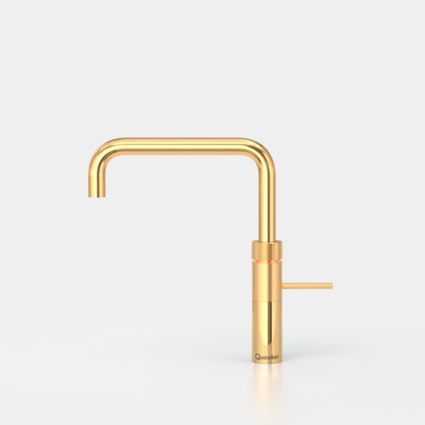 Quooker Fusion_sqaure_gold-verguld